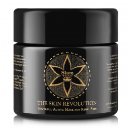 """THE SKIN REVOLUTION"" masque détox: Siam Seas"