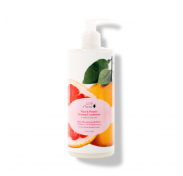 """YUZU & POMELO"" glossing conditioner: 100% Pure"