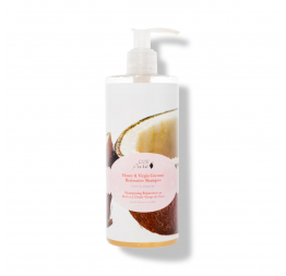 """HONEY & VIRGIN COCONUT"" shampoo (390 ML): 100% Pure"