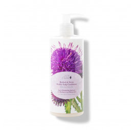BURDOCK & NEEM healthy scalp conditioner: 100% Pure (390 ML)
