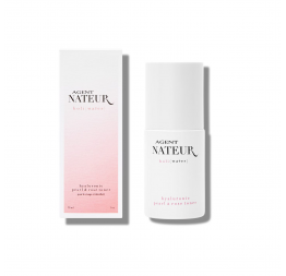 HOLI (WATER) pearl and rose hyaluronic toner: Agent Nateur