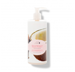 """HONEY & VIRGIN COCONUT"" conditioner for dry and damaged hair: 100% Pure (390 ML)"