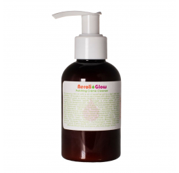 """NEROLI GLOW"" polishing crème cleanser: Living Libations"