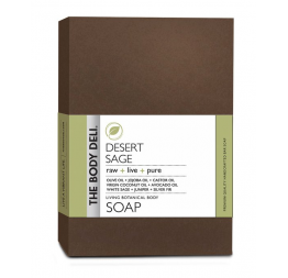 DESERT SAGE botanical bar soap: The Body Deli