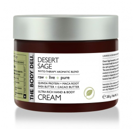 DESERT SAGE hand & body cream: The Body Deli