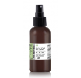 EUCALYPTUS ROSEMARY mist for the face, body and hair: The Body Deli