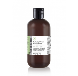"""EUCALYPTUS ROSEMARY"" gel douche et mains eucalyptus et romarin: The Body Deli"
