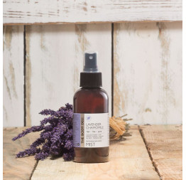 LAVENDER CHAMOMILE mist for the face, body and hair: The Body Deli