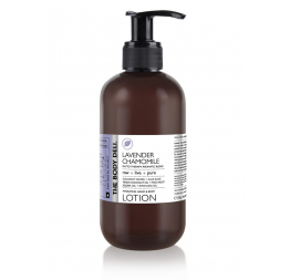 LAVENDER CHAMOMILE hand & body lotion: The Body Deli