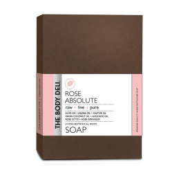 ROSE ABSOLUTE botanical bar soap: The Body Deli