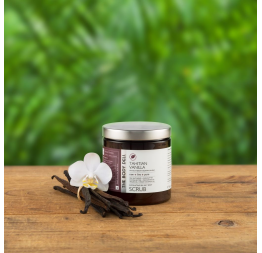 TAHITIAN VANILLA body scrub: The Body Deli