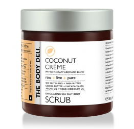 COCO CREME body scrub: The Body Deli
