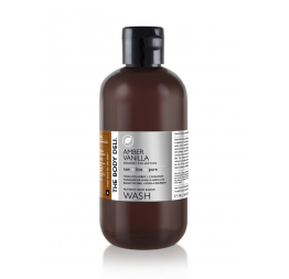 AMBER VANILLA hand & body wash : The Body Deli