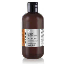 AMBER PATCHOULI hand & body wash : The Body Deli