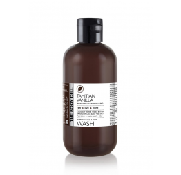 TAHITIAN VANILLA hand & body wash: The Body Deli