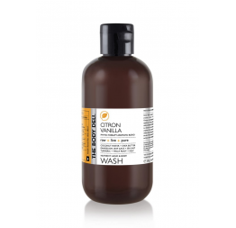 CITRON VANILLA hand & body wash : The Body Deli