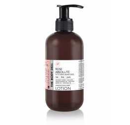"""ROSE ABSOLUTE"" lotion pour le corps et les mains à la rose: The Body Deli"