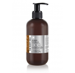 AMBER VANILLA Hand & Body Lotion: The Body Deli