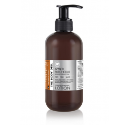 """AMBER PATCHOULI"" lotion pour le corps et les mains: The Body Deli"
