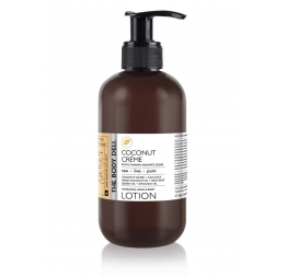 COCO CREME Hand & Body Lotion: The Body Deli