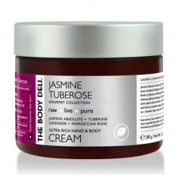 JASMINE TUBEROSE hand & body cream: The Body Deli