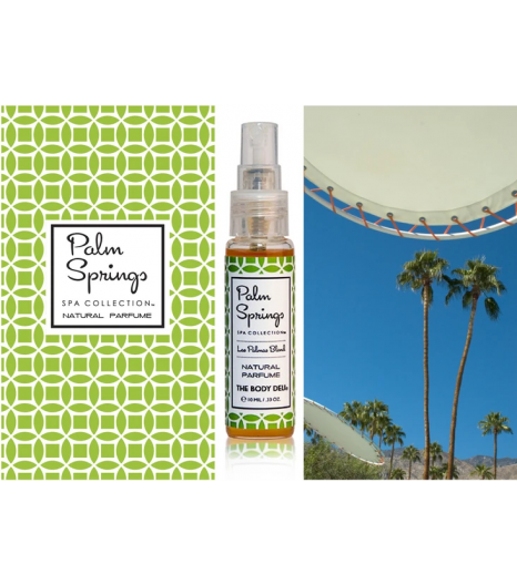 PALM SPRINGS natural perfume: The Body Deli