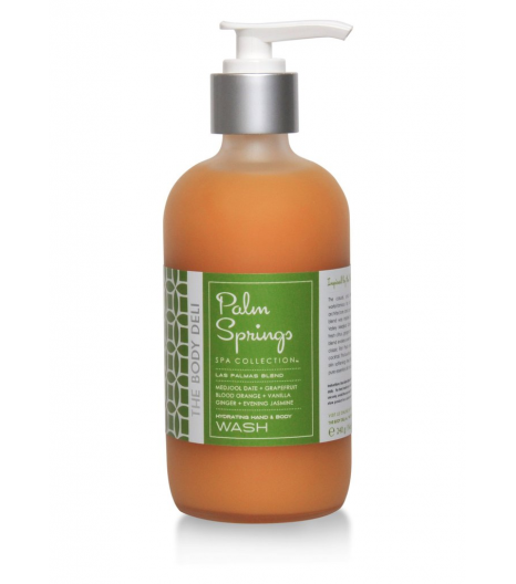 """""""PALM SPRINGS"""" gel douche corps et mains: The Body Deli"""