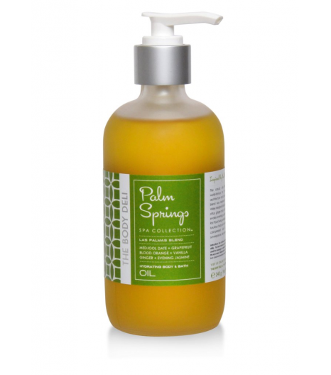 PALM SPRINGS body oil: The Body Deli