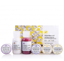 TREATMENT mini facial kit: The Body Deli