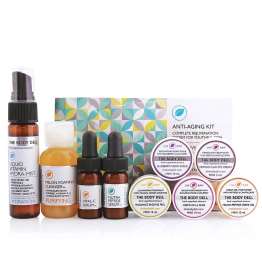 ANTI-AGING mini facial kit: The Body Deli
