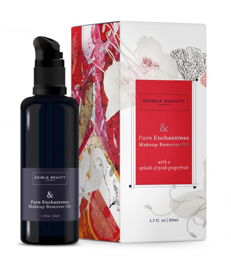 MAKE-UP REMOVER OIL Pure Enchantress: Edible Beauty Australia