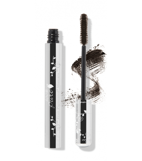 """DARK CHOCOLATE"" fruit pigmented mascara: 100% Pure"