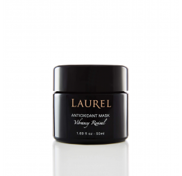 """ANTIOXIDANT MASK"" masque éclat aux antioxydants: Laurel"