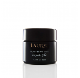 """HONEY BERRY MASK"" Enzymatic Glow: Laurel"
