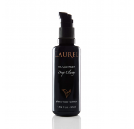 """DEEP CLARITY"" oil cleanser: Laurel"
