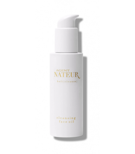 HOLI (CLEANSE) cleansing face oil: Agent Nateur