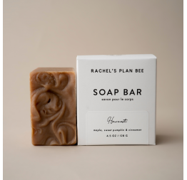 """HARVEST SOAP"" maple, cinnamon & sweet pumpkin: Rachel's Plan Bee"