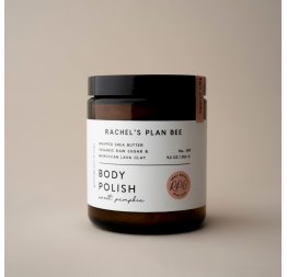 """SWEET PUMPKIN"" body polish: Rachel's Plan Bee"