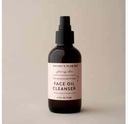 FACE OIL CLEANSER: Rachel's Plan Bee