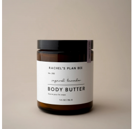 """SUGARED LAVENDER"" body butter: Rachel's Plan Bee"