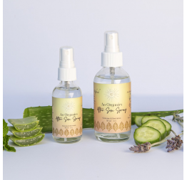 """AFTER SUN"" refreshing spray: Ao Organics"