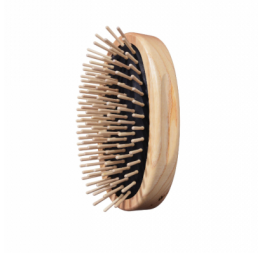 """MAN BRUSH"" oval brush without handle: Tek"