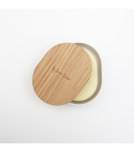 """""""BAMBIOBOX"""" biodegradable box for soap and lotion melt: Savon Stories"""
