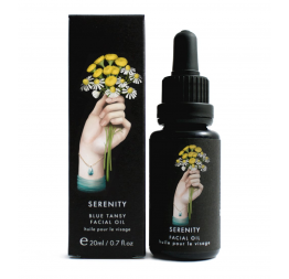 """SERENITY"" Blue Tansy facial oil: Mono Oils"