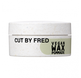 """VEGAN WAX POMMADE"" mat wax: Cut by Fred"