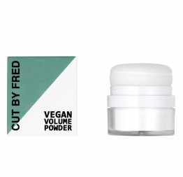 """VOLUME POWDER"" Texturizing volume powder & dry vegan shampoo: Cut by Fred"