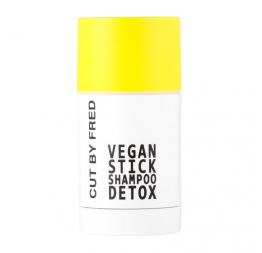 """VEGAN STICK SHAMPOO"" detox pour le cuir chevelu: Cut by Fred"