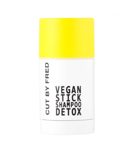 """""""VEGAN STICK SHAMPOO"""" a real detox for the scalp: Cut by Fred"""