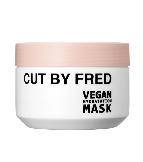 """""""HYDRATATION MASK """" for supple and shiny hair: Cut by Fred"""