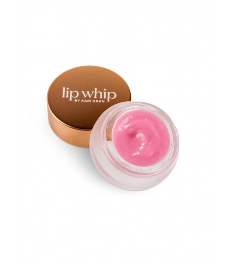 """PEPPERMINT TINTED"" lip whip: Kari Gran"